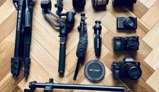 【予算別】ブログ・SNS・映像制作におすすめのガジェット