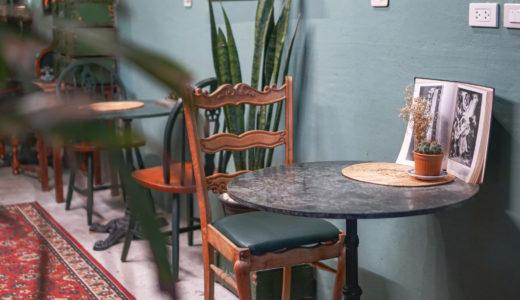 【バンコクおしゃれカフェ】植物とヴィンテージ家具のBOHOスタイルカフェ「botanica cafe」@BTSサムローン駅