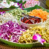 Vegetarian Food Festival Gin Je @ICONSIAM ギンジェーのイベント@アイコンサイアム