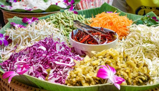 タイの菜食週間キンジェーがスタート。アイコンサイアムで美味しい「齋(ジェー)」料理を食べ歩き!