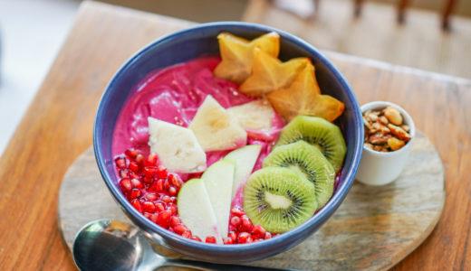 【バンコクおしゃれカフェ】野菜不足におすすめ。ジュース&スムージーバー「VEGGIOLOGY」@BTSプロンポン駅