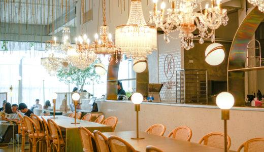 【バンコクおしゃれカフェ】平日ランチは190B!エリックカイザーのパンも楽しめる「Sundance Lounge」