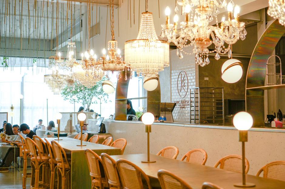 Sundance Lounge & Eric Kayser cafe interior / Seenspace Thonglor 13