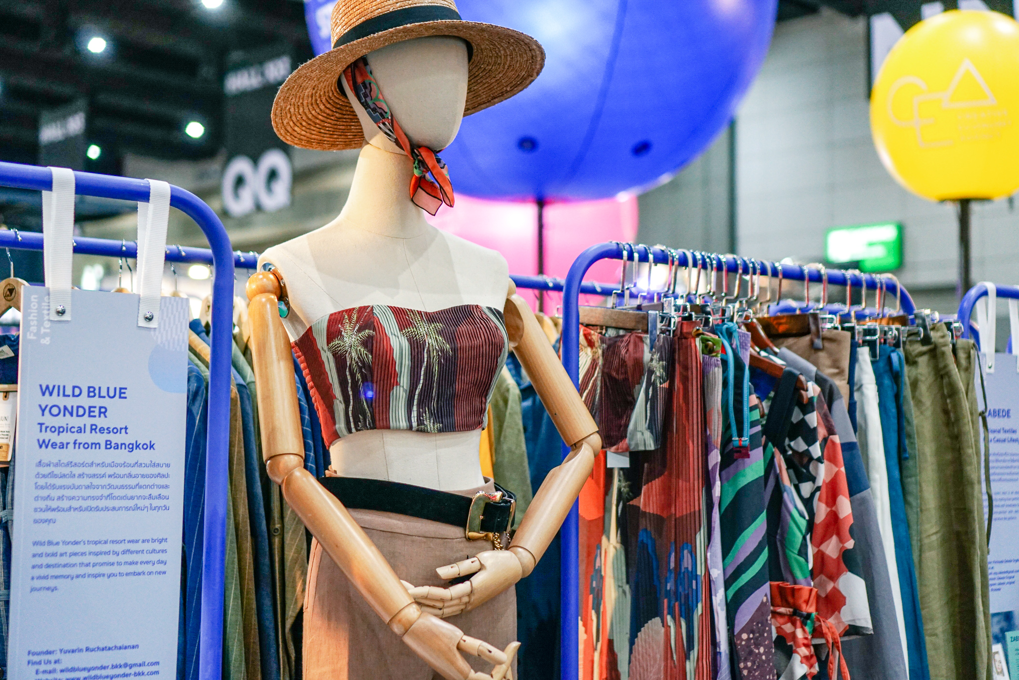 STYLE BANGKOK fashion and lifestyle trade show 2019