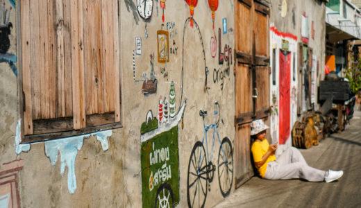 【バンコクでカメラ散歩】ノスタルジックなタラートノイ地区は夕暮れ時がおすすめ!
