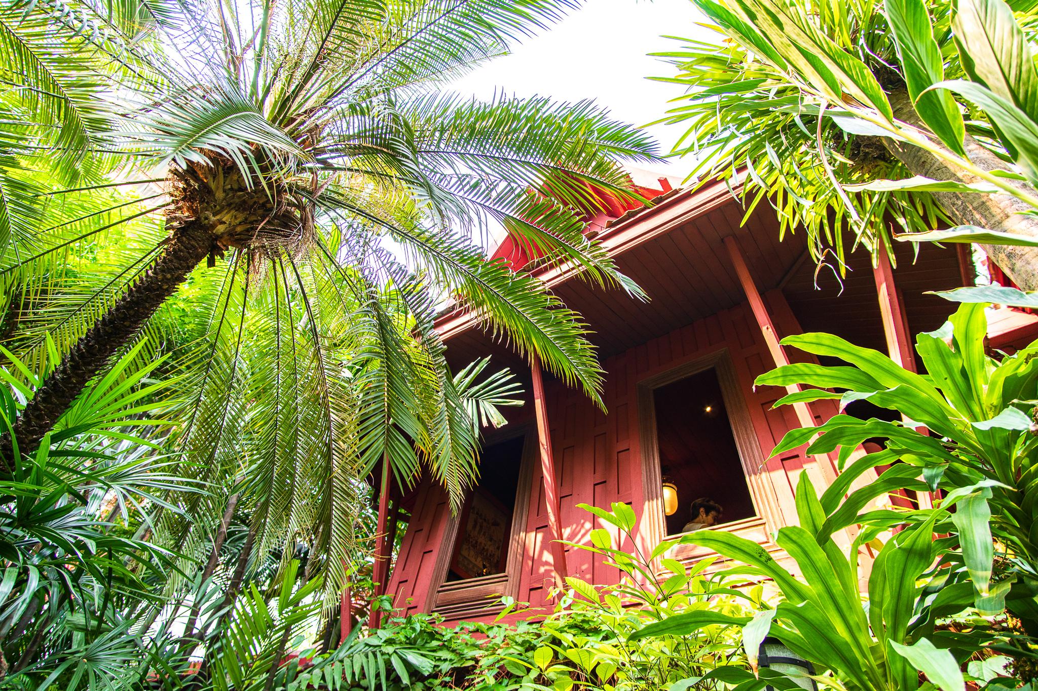 バンコク観光の定番!「ジム・トンプソンの家 JIM THOMPSON HOUSE MUSEUM」