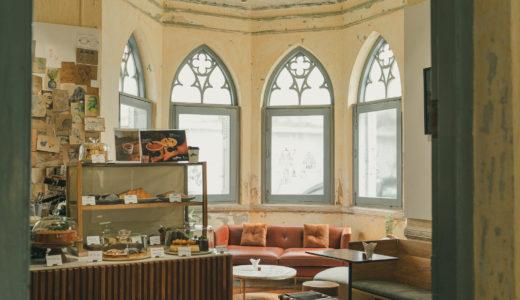 タイ・モダンアートの聖地がカフェに。「Craftsman at Silpa Bhirasri's place」