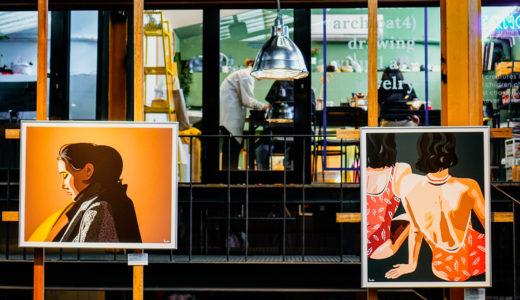 【バンコクでカメラ散歩】センセープ運河沿いのアートスペース「YELO House」