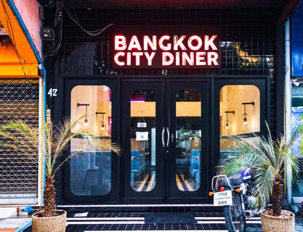 バンコクで初のヴィーガンダイナー「BANGKOK CITY DINER(バンコク シティ ダイナー)」