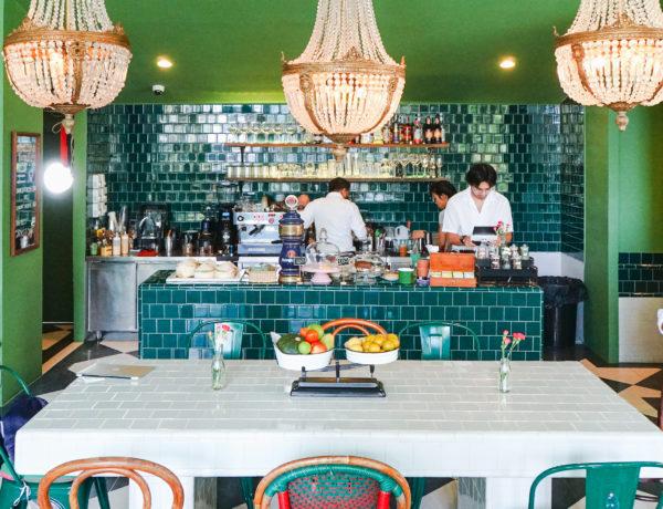 リニューアルで再始動!「Sansiri Backyard」の新レストラン「Rong Sabiang」
